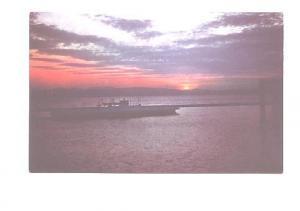 Sunset, Streamline Ferry, Burlington Vermont