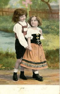 Children - Boy and Girl