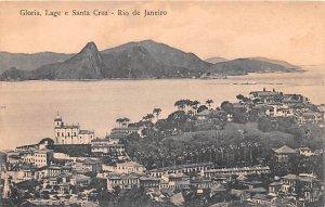 Gloria, Lage e Santa Cruz Rio De Janeiro Brazil, Brasil Unused