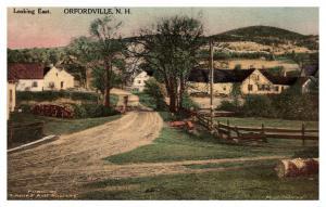New Hampshire Orfordville , Looking east   , pub Ladies Aid Society