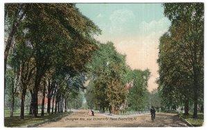 Evanston, Ill, Orrington Ave. and University Place