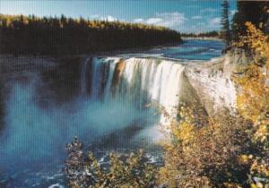 Canada Alexandra Falls Norhwest Territories