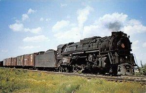 Pennsylvania Train Postcard Pennsylvania 6448 Unused