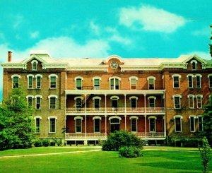 Fairchild Hall Berea College Kentucky KY UNP Vtg Chrome Postcard Dexter Press