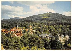 Thermalkurort Badenweiler Gesamtansicht Panorama