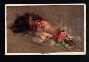 033566 SWEETHEART Belle Lady by Philip BOILEAU vintage R&N PC