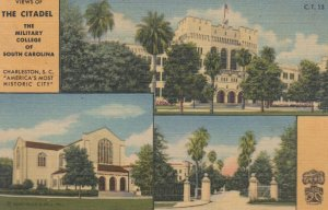 CHARLESTON , South Carolina , 1930-40s ; The Citadel