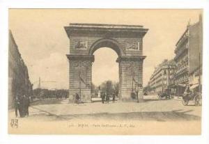 Porte Guillaume, Dijon, France, 1900-1910s
