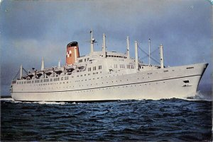 Empress of Canada Canadian Pacific Ship Postal Used Unknown