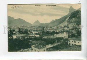 3158249 Brazil RIO DE JANEIRO Botafogo Vintage RPPC
