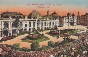 Monaco Monte Carlo Le Casino Facade du Casino