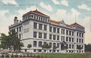 Illinois Zion City Main Educational Building