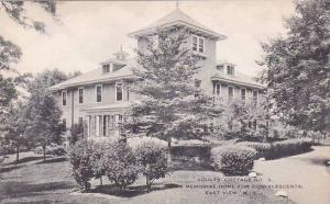 New York East View Adults Cottage No 3 EB Memorial Home For Convalescents Artvue