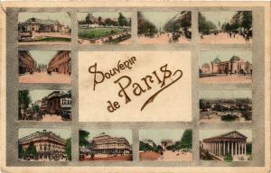 CPA Souvenir de Paris (300183)