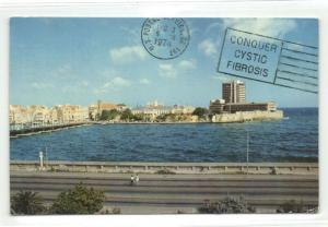 curacao, D.W.I., WILLEMSTAD, The Punda, International Hotel (1974)