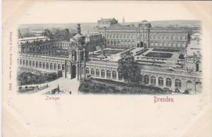 Germany Dresden Zwinger