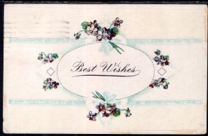 Best Wishes Flowers BIN