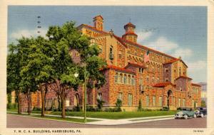 PA - Harrisburg. YMCA Building