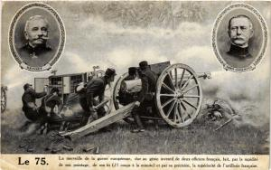 CPA  Militaire - Artillerie Officiers - Deport - Sainte Claire Deville  (695948)