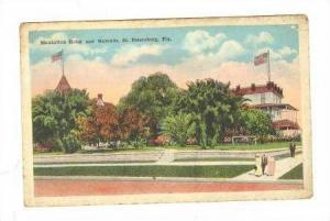 Manhatten Hotel & Grounds , St. Petersburg , Florida , 00-10s