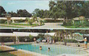 Florida St Augustine San Marco Court &  Swimming Pool