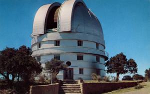 TX - Ft. Davis, University of Texas. McDonald Observatory      (Astronomy)