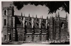 CPA Guarda- Sé, fachada Sul. PORTUGAL (760818)