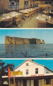 PERCE , Quebec , Canada , 1950-60s ; Biard's Restaurant