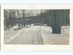 Pre-1920's rppc NICE VIEW Boulderwood - Near Halifax Nova Scotia NS W1108
