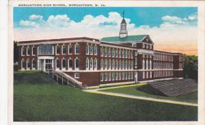 High School , MORGANTOWN , West Virginia , 00-10s