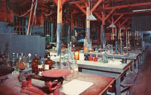 FL - Fort Myers. Edison's Chemical Lab