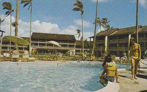 Hawaii Kauai Islander Inns Hawaii Beachside On The Island Of Kauai In The Coc...