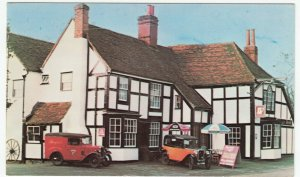 Essex; The King's Head, Gosfield, Nr Halstead PPC, Unused, c 1970's, Austin 7