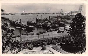 Oran Algeria, Alger, Algerie Vue sur le Port Oran Vue sur le Port