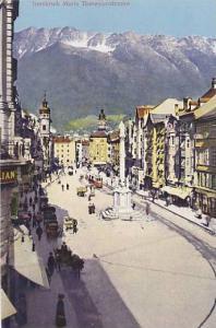 Maria Theresienstrasse, Innsbruck, Austria, 1900-1910s