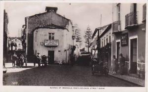 RP : Azores, St Michaels , Ponta Delgada, Street Scene, Portugal , 20-30s
