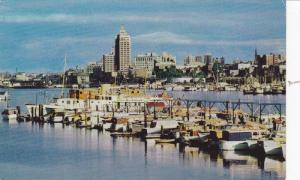 Vancouver Water Front,  Coal Harbour,  Stanley Park,  Vancouver,  B.C.,  Cana...
