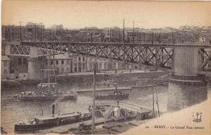 BREST, Le Grand Pont Orvert, Finistere, France, 00-10s