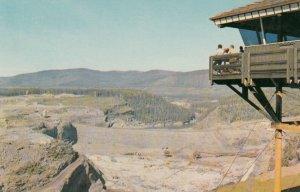 HUDSON HOPE , B.C. , 50-60s; The Peace Power Dam Site