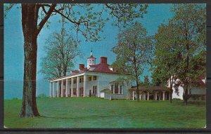 Virginia, Mount Vernon - Home Of George & Martha Washington - [VA-086]