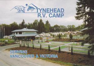 Tynehead R.V. Camp & Miniature Golf Course , SURREY , B.C., Canada , 60-80s