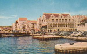 Penha Building, Waterside, Curacao, Netherlands Antilles, 40-60s