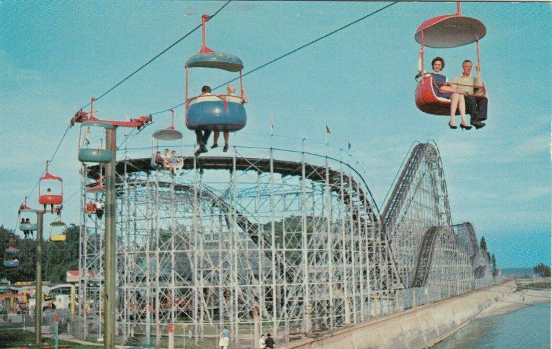 CRYSTAL BEACH , Ontario , Canada , 50-60s ; Amusement Park