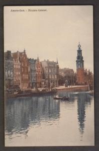Binnen-Amstel, Amsterdam, netherlands - Unused