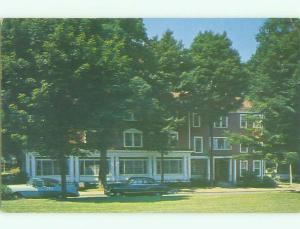 Pre-1980 SAINT ELMO HOTEL Chautauqua New York NY HQ1352