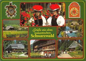 Gruesse aus dem romantischen Schwarzwald, Haus House Traditional Costumes