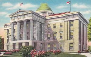 North Carolina Raleigh State Capitol Building