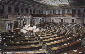 House Of Representatives U S Capitol Washington DC