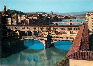 Postcard Italy Firenze - The  Ponte Vecchio