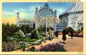 New York World's Fair The Horticultural Exhibit